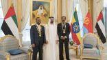 #محمد_بن_زايد: #المملكة و #الإمارات داعمان أساسيان لكل تحرك لحل النزاعات بالمنطقة