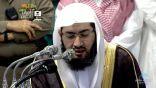 """""""الجزيرة القطرية"""" تنشر خبر """"اعتقال"""" إمام الحرم وهو يؤم المصلين في التوقيت نفسه"""