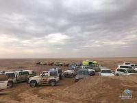 عمليات البحث تتواصل عن مفقودي حفر الباطن لليوم السابع على التوالي