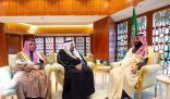 ولي العهد يؤكد لسفراء خادم الحرمين أهمية العناية بشؤون المواطنين في الخارج