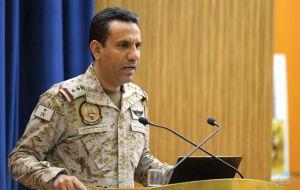 قوات التحالف تسقط طائرتين مسيّرتين أطلقتهما ميليشيا الحوثي باتجاه خميس مشيط