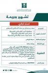 """""""التجارة"""" تشهِّر بمواطن و3 وافدين مُتسترين بورشة حدادة في #الرياض"""