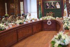 مدير الأمن العام يترأس اجتماع اللجنة الأمنية للحج مشددًا على التكامل