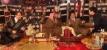 بالفيديو : #ولي_العهد يستضيف رئيس وزراء #اليابان في #العُلا
