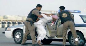 #شرطة_مكة تطيح بـ3 مواطنين ومقيم ارتكبوا جرائم سطو واعتداء