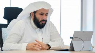 وزير العدل يوجِّه بمواصلة العمل لاستكمال منظومة الخدمات العدلية عن بُعد