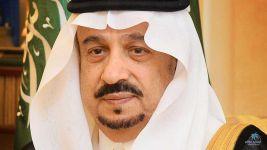 أمير الرياض : أمر خادم الحرمين الشريفين معادلة وطنية عظيمة