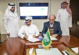 توقيع مذكرة تعاون مشترك بين الاتحادين السعودي والدولي للصحافة الرياضية
