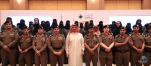 تخريج  40 محققة سعودية لمباشرة الحوادث المرورية