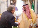 بمبلغ 530 مليون دولار … #السعودية تتصدر المانحين لخطة الاستجابة الإنسانية في #اليمن