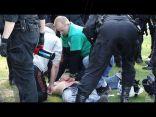 بالفيديو .. اللحظات الأخيرة في حياة مشجع قتلته الشرطة البولندية