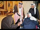 """""""الربيعة"""" يتحدث عن اللحظات الأخيرة لحياة الملك الراحل عبدالله بن عبدالعزيز"""