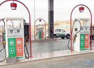 """#أرامكو تعلن عن تحديث أسعار البنزين : بنزين""""91″ بـ 1.44 وبنزين """"95"""" بـ 2.10"""