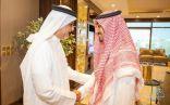 """""""الفيصل"""" يلتقي رئيس الاتحاد الآسيوي في الرياض"""