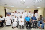 جمعية الأشخاص ذوي الإعاقة بالأحساء تستضيف مدير الشؤون الصحية