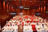 فرع الجمعية الوطنية للمتقاعدين بالأحساء يقيم حفل معايدة لمنسوبيه
