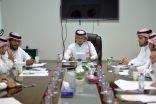 الراشد يطلق العنان عن كفاءات الشباب ويعلن عن إنشاء مجلس شباب نادي الفتح