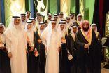 الرئيس التنفيذي بالهيئة الملكية بالجبيل يرعى تخريج طلاب مدرسة الامام عاصم
