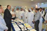 عميد السنة التحضيرية بجامعة الملك فيصل يفتتح فعاليات المعرض الصحي الرابع للطلاب
