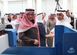 وزير التعليم يدشن معامل الذكاء الاصطناعي والأمن السيبراني بجامعة الإمام عبدالرحمن بن فيصل بالدمام