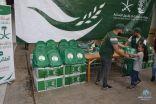 #مركز_الملك_سلمان_للإغاثة يوزع حقائب ومستلزمات مدرسية على الطلاب السوريين في #لبنان