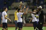 بالفيديو : #النصر يعود إلى الفوز بهدفين في #الاتفاق