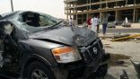 بالصور الحصرية .. حادث شنيع يحصد أرواح 3 من عائلة واحدة و 7 إصابات بليغة