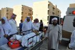 نجاح خطة إخلاء ٦ مصابين عمانيين تمهيداً لسفرهم إلى السلطنة