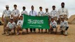 الكشافة السعودية تبدأ مشاركتها في المخيم الكشفي الخليجي لمرحلة المتقدم