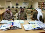 بالصور .. بدعم مركز الملك فهد للجودة .. الفيصلية الثانوية نحو الجودة
