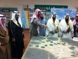 بالصور .. الشعلان يزوران معرض السيرة النبوية بصوير