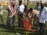 بالصور .. انطلاقة المشروع الكشفي لنظافة البيئة وحمايتها بالسليل