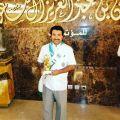 """وزير التعليم يكرم القائد الكشفي """" العجمي """" لتميزه في حج ١٤٣٦هـ"""