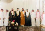 """أسرة النجم  بالطرف تحتفل بزواج ابنها """" مشاري """""""