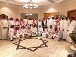 """د.احمد البوعلي يحتفي بالدكتور """"خالد الخالدي"""""""