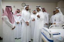 وزير الصحة يتفقد منشآت التجمع الصحي الأول بالشرقية