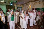 أسرة آل ملحم تحتفل باليوم الوطني 89