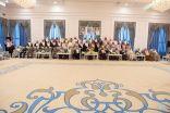 محافظ الاحساء يكرم 55 جهة شاركوا في إنجاح فعاليات اليوم الوطني 89