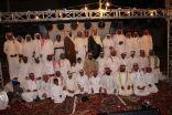 بالصور .. أسرة المرشد آل محيميد السهلي بالمراح تحتفل بعيد الأضحى