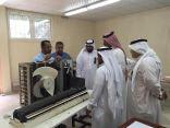 بالصور .. دريب منسوبي مركز الشعبة على صيانة الأجهزة المنزلية