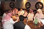 """#جاليات_الأحساء و #جامعة_الملك_فيصل ينفذان برنامج """" أسعدناهم"""""""