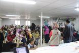 ندوة تثقيفية لأكثر من 150 سيدة سورية حول الرضاعة الطبيعية
