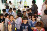 5 آلاف ( طالب وطالبة ) يثرون فعاليات مهرجان تمور #الأحساء