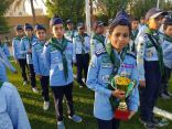 انطلاق مهرجان التعليم للتربية الكشفية لمرحلة الاشبال بحائل