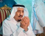 بالصور .. خادم الحرمين الشريفين يزور المسجد الحرام بمكة المكرمة