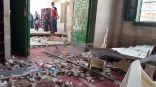 بالصور.. آثار اقتحام الاحتلال الإسرائيلي لساحات المسجد الأقصى