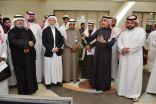 طلاب العمارة والتخطيط بجامعة الامام عبد الرحمن يطلعون على المشاريع العمرانية في الامارات