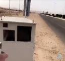 """القبض على مطلق النار على جهاز """"ساهر"""""""