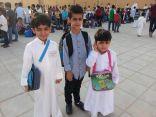 ( حياكم ) يختم فعاليات الأسبوع التمهيدي في ابتدائية حي الملك فهد بالهفوف