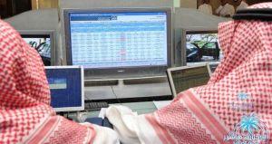 مؤشر سوق الأسهم السعودية يغلق مرتفعًا عند 7838 نقطة